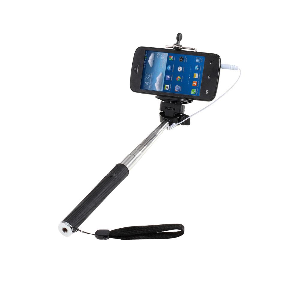 Perche télescopique selfie / déclencheur